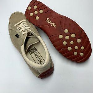 Simple Shoes - S18- 14 SIMPLE- MENSL LACE UP SHOES